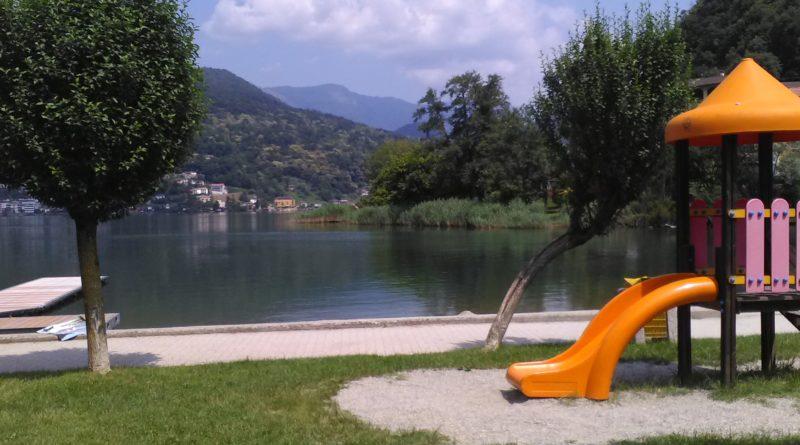 Qi Gong e Tai Chi della Scuola Itcca Italia a Lavena Ponte Tresa